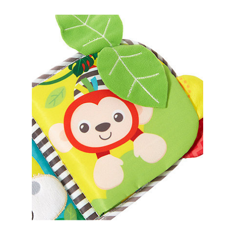 Mothercare baby safari-soft book